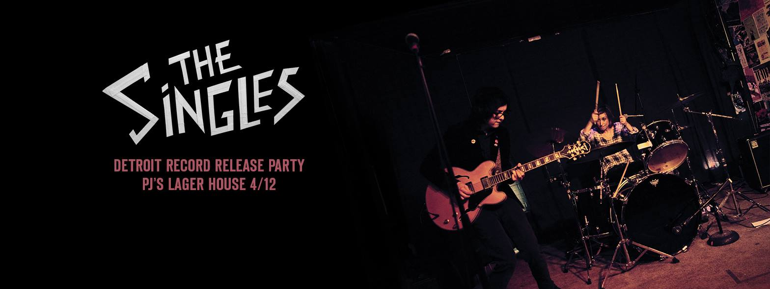 The Singles (LA), Amy Gore & The Handgrenades @ Lager House, Saturday 4/12/14!